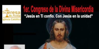 1er Congreso de la Divina Misericordia (Iglesia de Sta Teresa de Avila)