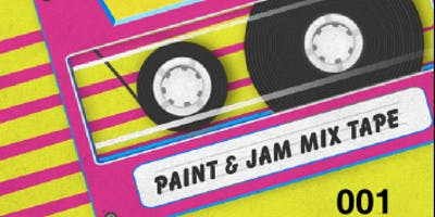 Paint And Jam with Wags Food and Culture