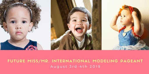 Future Miss/Mr. International Modeling Pageant