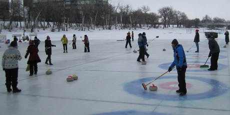 19th Ironman Outdoor Curling Bonspiel tickets