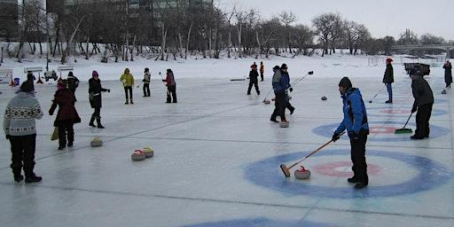 19th Ironman Outdoor Curling Bonspiel