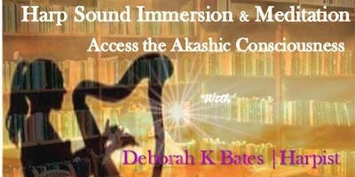 Harp Immersion with Meditation - Access the Akashic Consciousness