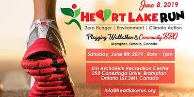 Heart Lake Run 3K Walkathon & Free Community BBQ