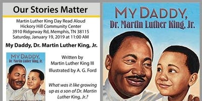 Martin Luther King Day Read Aloud