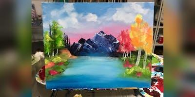 The Joy of Acrylics! Bel Air, Greene Turtle with Artist Katie Detrich!