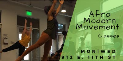 afroModern Movement Series