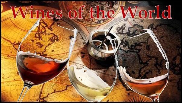International Wine Tasting Event