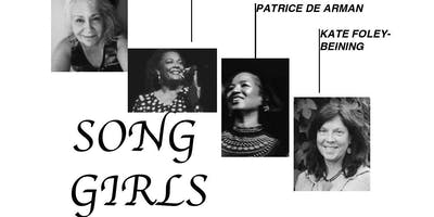 Song Girls: Four Women in Musical Conversation - at Redwood Cafe