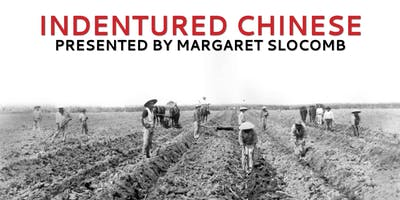 Indentured Chinese Labourers of the Wide Bay presented by Margaret Slocomb