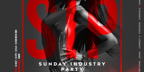 Sip Sundays (Sunday Industry Party) tickets