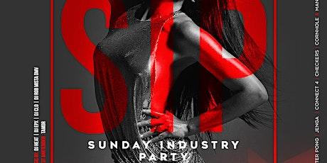 Sip Sundays (Sunday Industry Party) tickets