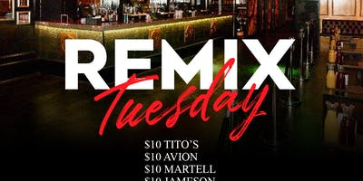 Remix Tuesdays #RoseBarTuesdays @RoseBarDc
