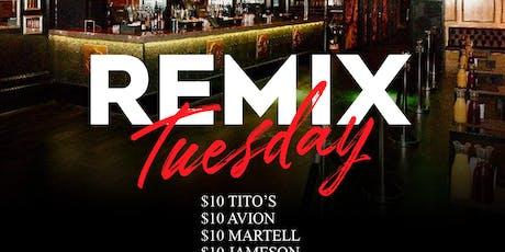 Remix Tuesdays #RoseBarTuesdays @RoseBarDc tickets