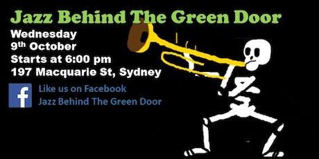 Jazz Behind the Green Door tickets