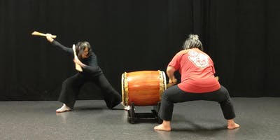 Multilingual Week: Taiko Workshop