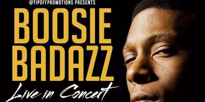 Boosie live at XTAZA