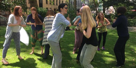 Laughter Yoga Leader Training with the Laughter Yoga Master Trainer, London tickets