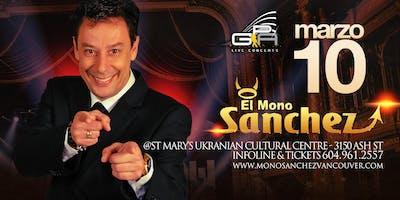 El Mono Sanchez Stand Up Comedy Show Vancouver