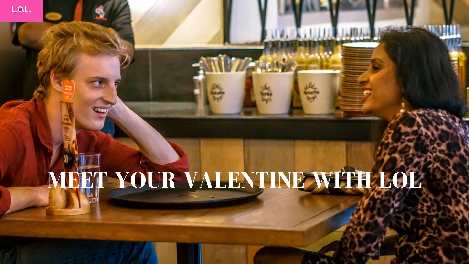 Online-Dating-Arbeit