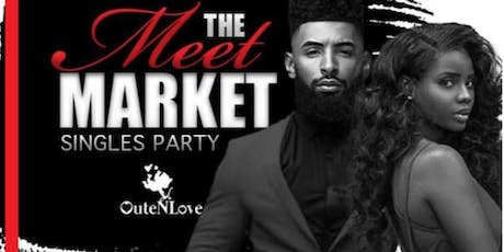 The Meet Market : Singles Mixer tickets