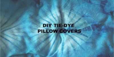 DIY Tie-dye Pillow Covers