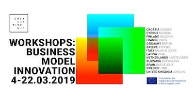 Creative Lenses Business Model Innovation Workshop Zagreb