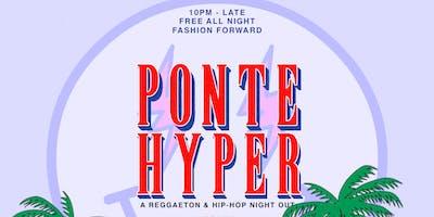 Latin/Reggaeton & Hip-Hop in DTLA