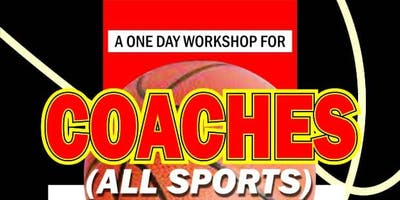 One Day Workshop for Coaches
