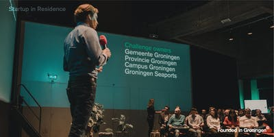 Startup in Residence: Demo Day