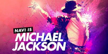 'King of Pop' Michael Jackson Christmas Special starring Navi tickets