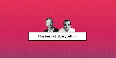 WORKSHOP - The best of Storytelling!
