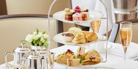 British Afternoon Tea tickets