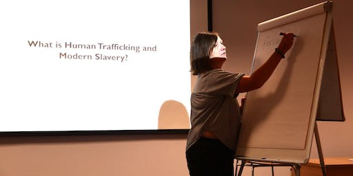 Modern Slavery and Trafficking Training - Wednesday 25th September 2019