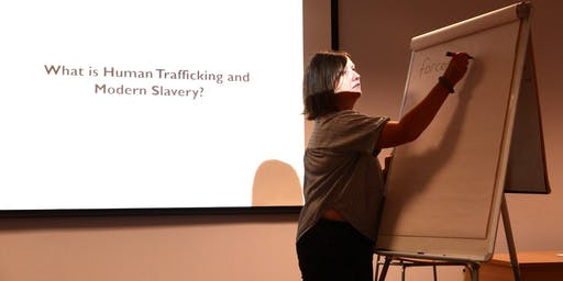 Modern Slavery and Trafficking Training - Wednesday 25th September 2019