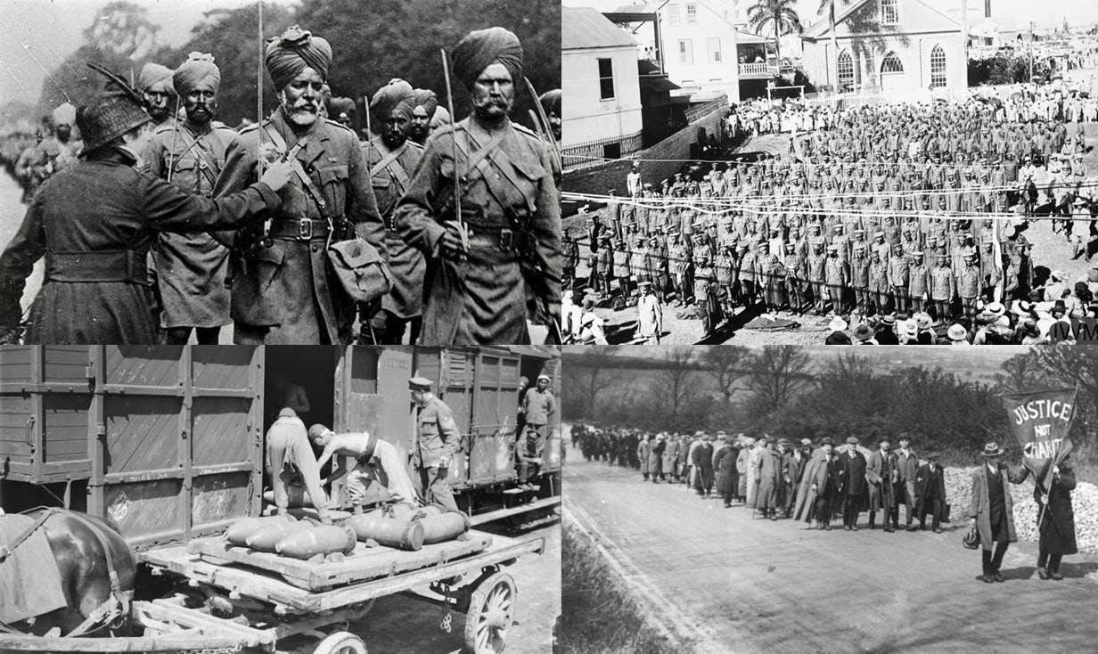 Legacies of the First World War Festival: Div