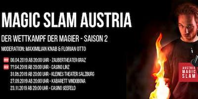 2. Tiroler Magic Slam - Der Wettkampf der Magier - Casino Seefeld