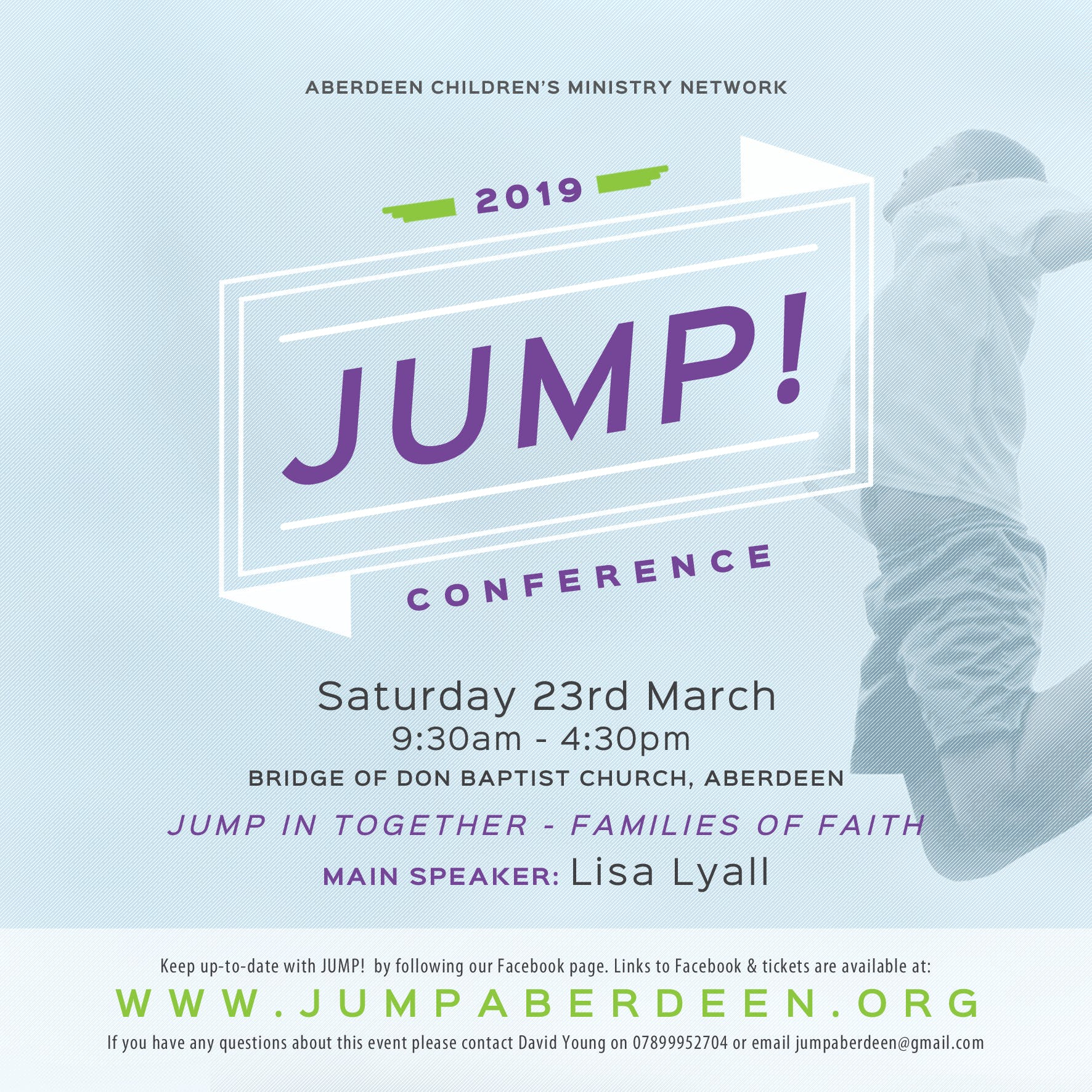Jump Conference 2019