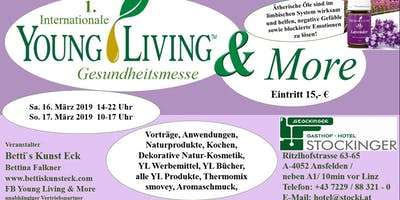 1. Internationale Young Living & More Messe