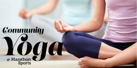 Community Yoga Classes tickets