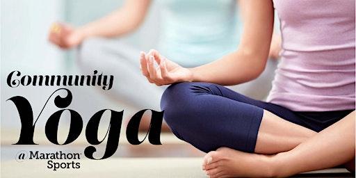 Community Yoga Classes