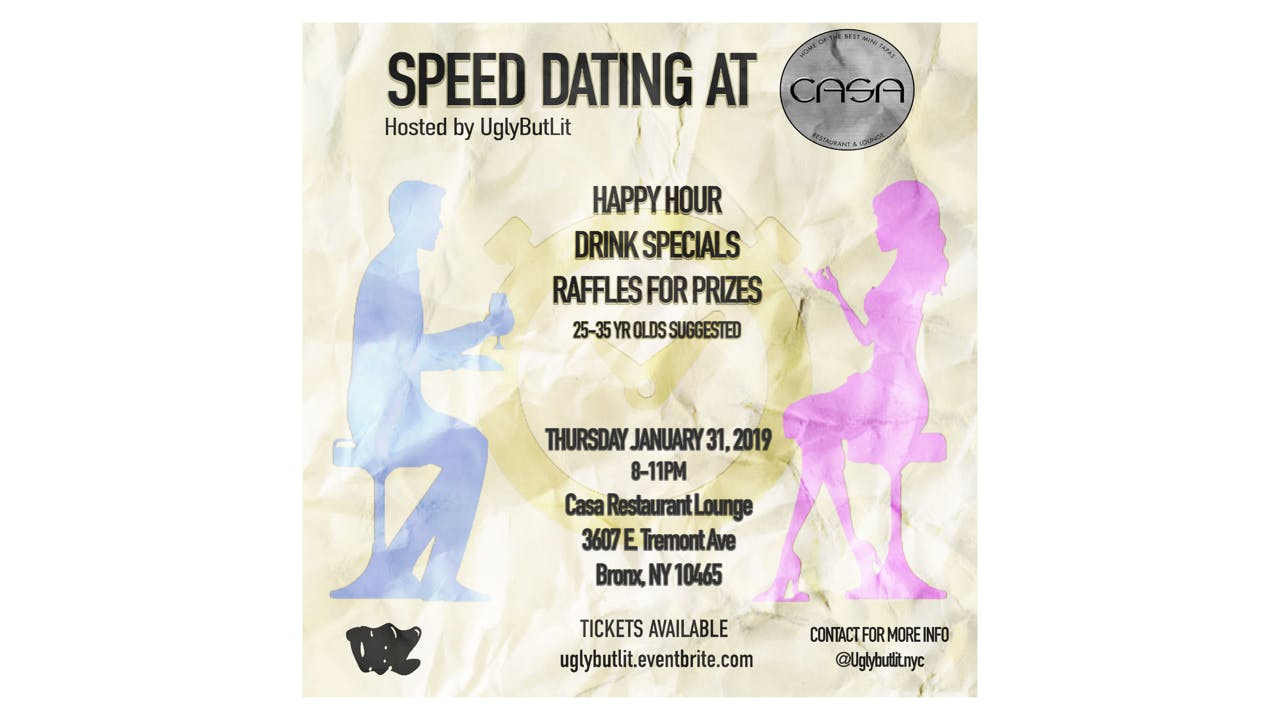 speed dating nyc 25-35