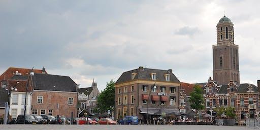 Ondernemersdag voor starters, ZZP'ers & Small Business regio Zwolle