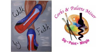 Paint & Chill WALK BY FAITH