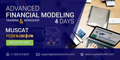 Advanced Financial Modeling Classroom Training and Certifications in Muscat tickets