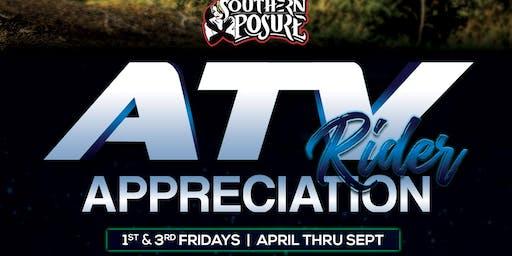 ATV Rider Appreciation