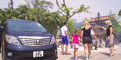 Lantau Island Car Tour with Private Guide tickets