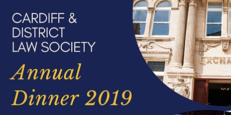 CDLS Annual Dinner 2020 tickets