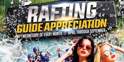 Rafting Guide Appreciation