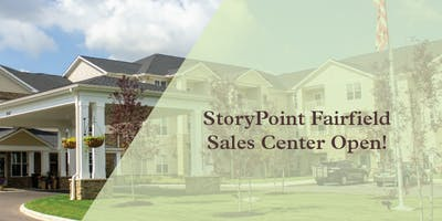 StoryPoint Fairfield Sales Center Open House!
