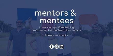 Mentors & Mentees Meetup tickets